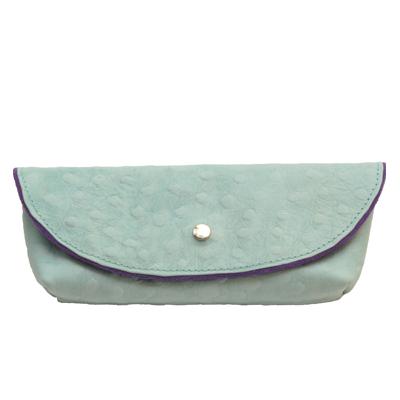 avondtas mini groen blauw 1